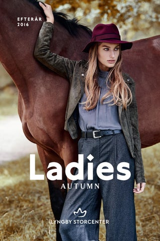 3d0ab460fe50 Ladies - Autumn 2016 by Lyngby Storcenter - issuu