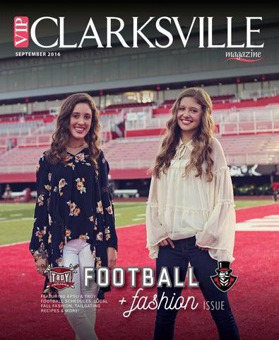 24ce1f66476 VIP Clarksville Magazine September 2016 by VIP Clarksville Magazine ...