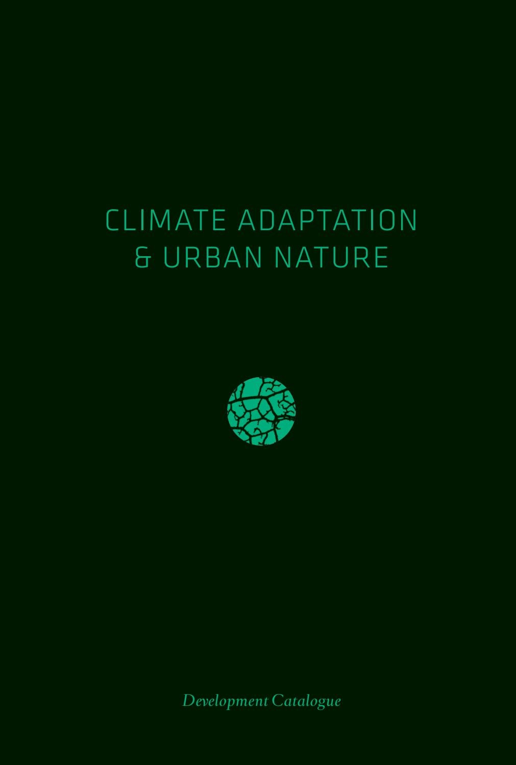Climate adaptation and Urban Nature by SLA Architects - issuu