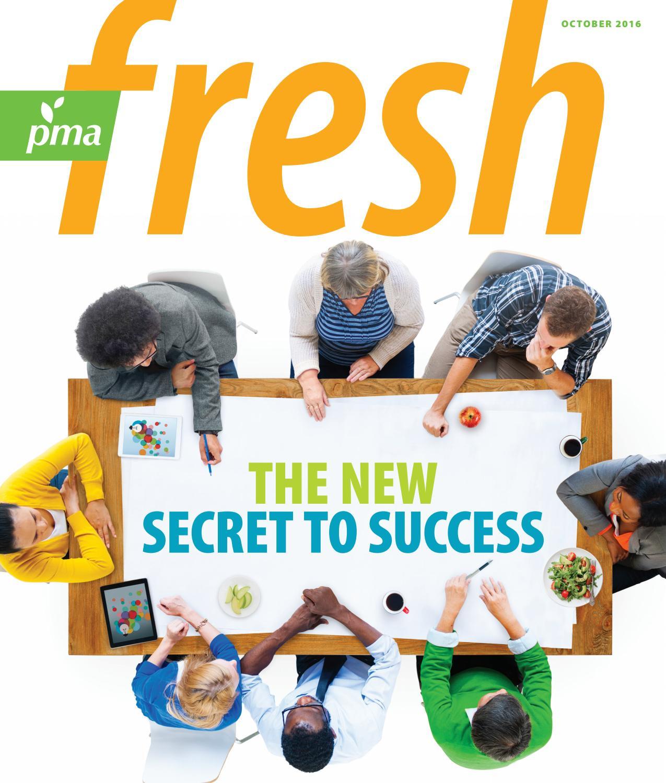 PMA fresh Magazine by Produce Marketing Association - issuu