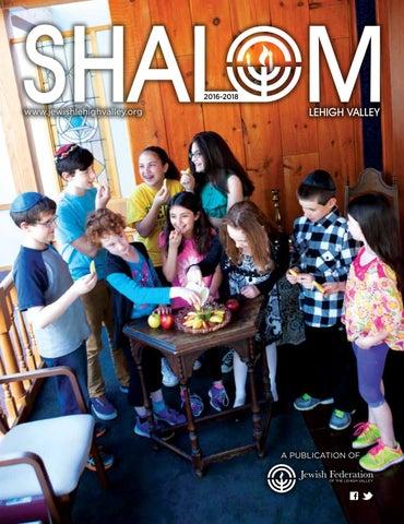 Shalom Lehigh Valley Magazine 2016-18