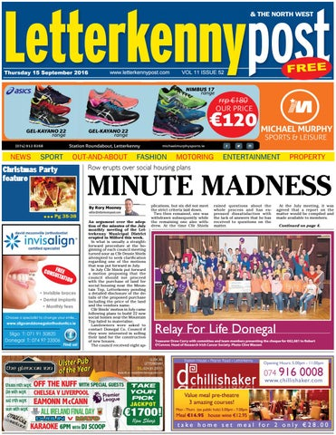huge discount 5b7d3 fea73 Lettrkenny post 15 09 16 by River Media Newspapers - issuu