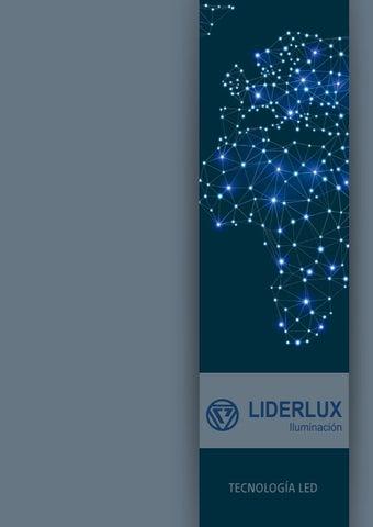 Liderlux catálogo by CAROLINA GUAL - issuu e182e49d2f3a1