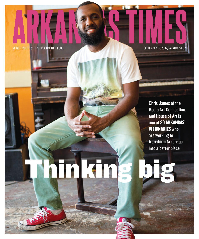 Arkansas Times - September 15, ...