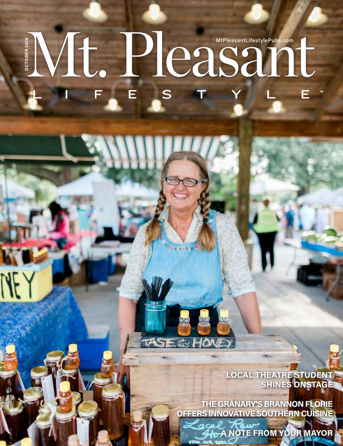 Mt Pleasant October 2016 By Lifestyle Publications Issuu