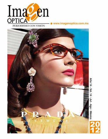 502c247fc7 Revista Julio Agosto 2012 by Imagen Optica - issuu