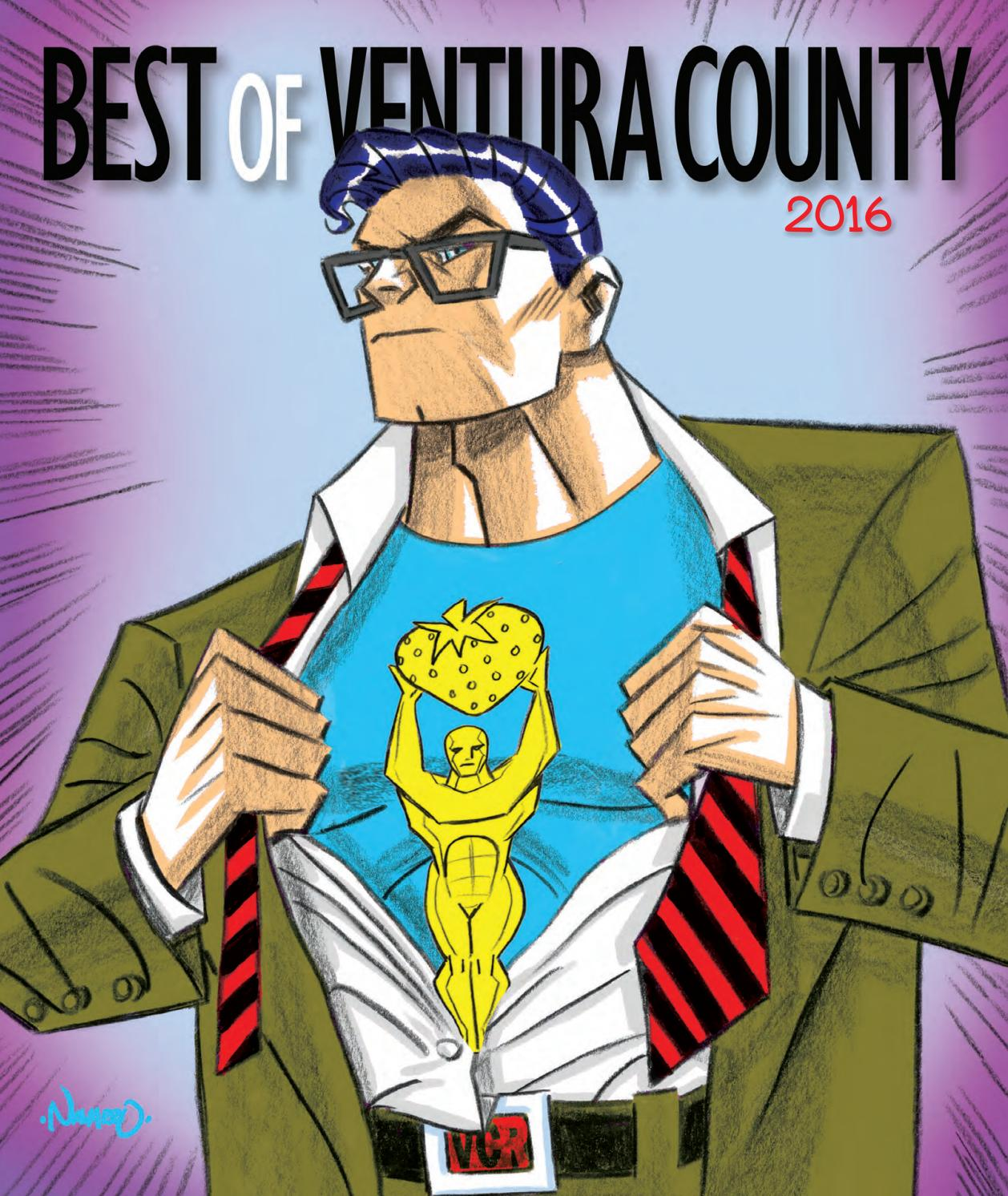 Best Of Ventura County 2016 Part One By Ventana Monthly Magazine Issuu