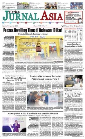Harian Jurnal Asia Edisi Kamis 458317f6e5