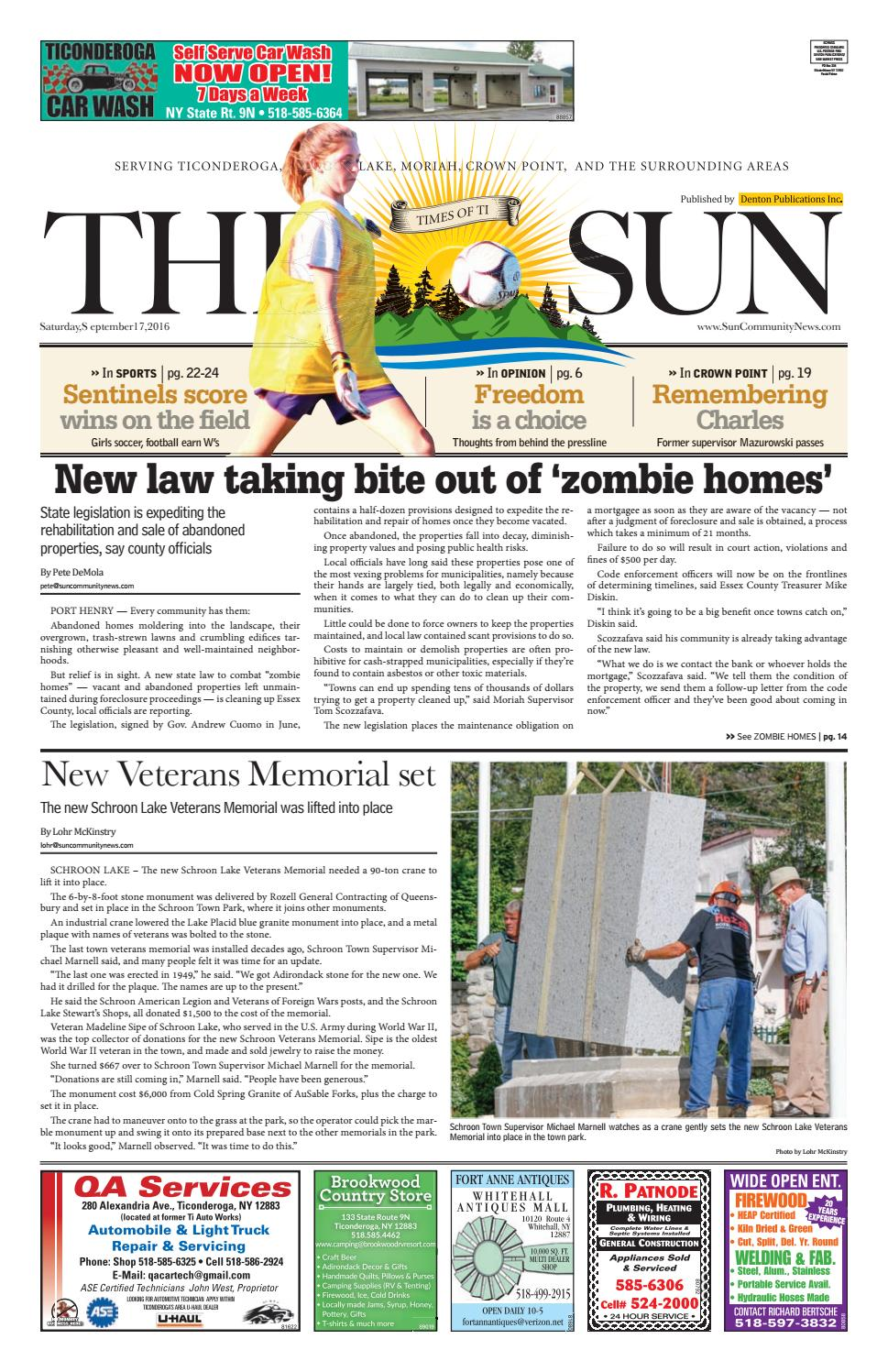Tt a 0099 0917 by Sun Community News and Printing - issuu