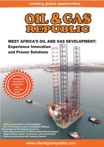 West Africa's Oil and Gas Development