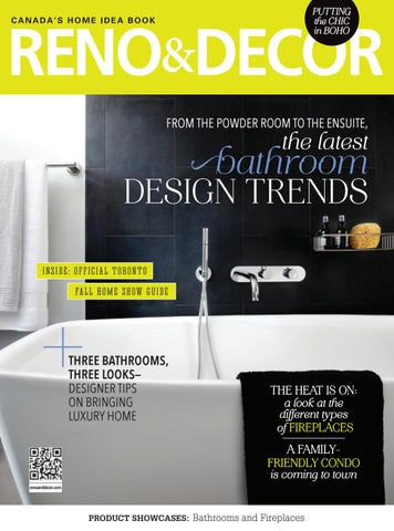 Reno U0026 Decor Magazine Oct/Nov 2016