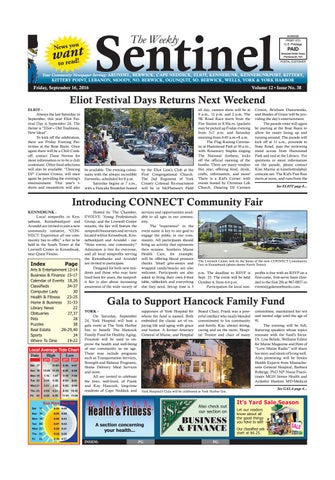 WS Sept 16 2016 By Weekly Sentinel