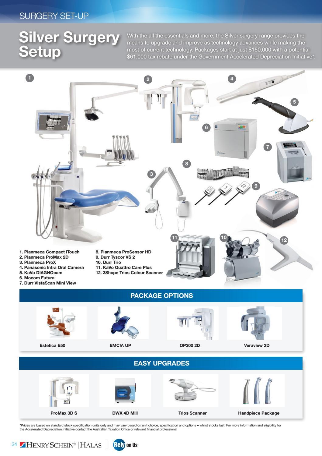 Equipment Solutions Q3 by Henry Schein Halas - issuu