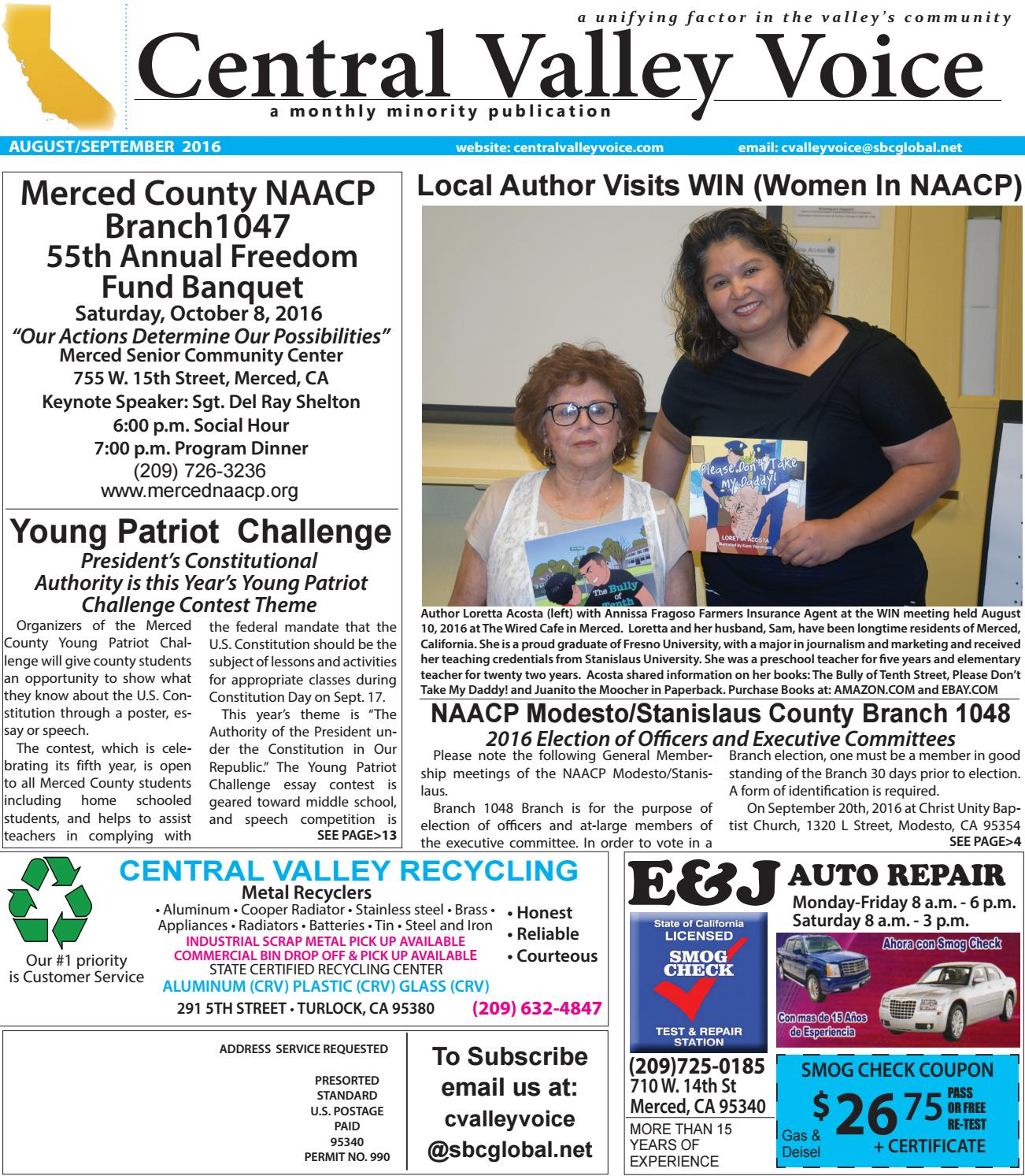 September 2016 by central valley voice issuu aiddatafo Images