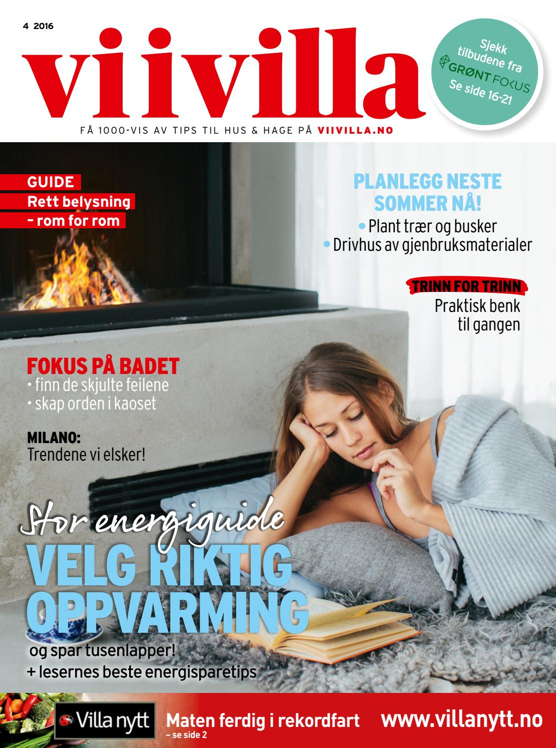 503469ed Vi i Villa 4-2016 by Bonnier Media - issuu