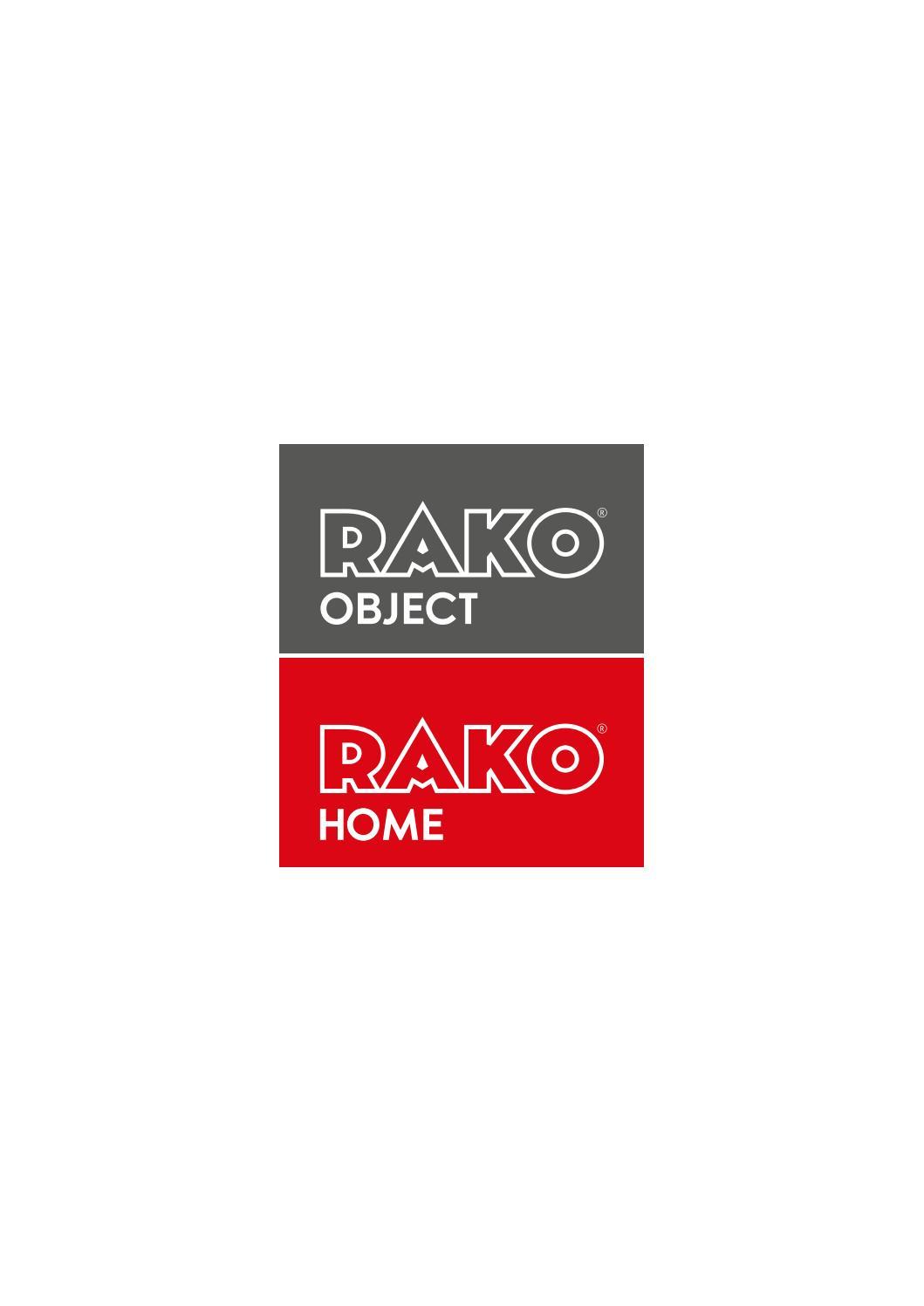 Rako main catalogue 2016 by Flisekompaniet - issuu