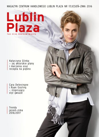 958dcf49254124 Magazyn Lublin Plaza jesień-zima 2016 by Concept Publishing Polska ...
