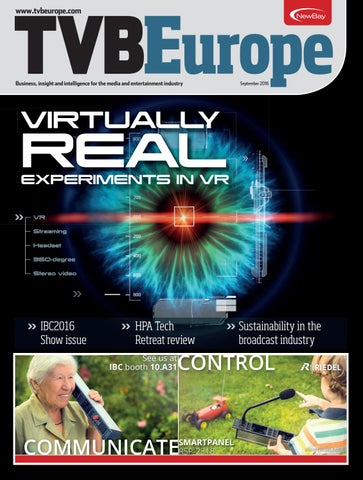 TVBE September 2016 by Future PLC - issuu