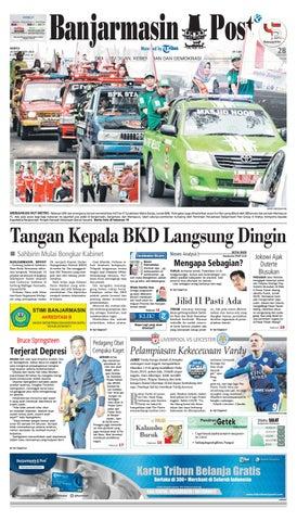 Banjarmasin Post Sabtu 3 September 2016 by Banjarmasin Post - issuu bb5d935183