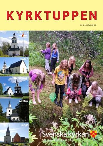 Lna dopklnning - Svenska kyrkan Sollefte-Bote