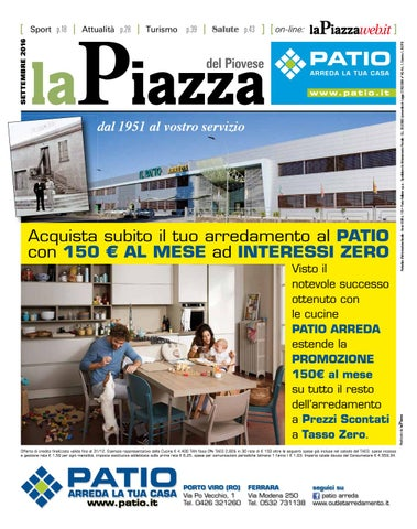 Piovese sett2016 n116 by lapiazza give emotions - issuu
