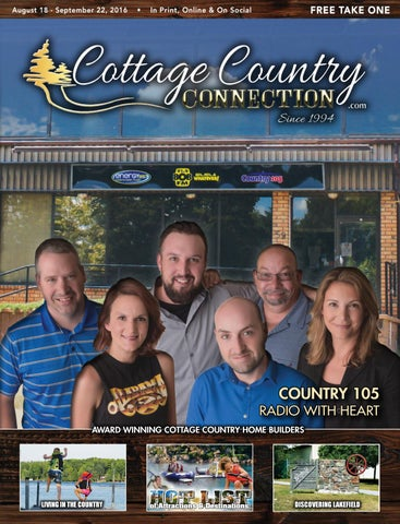 53a8ec89885e Cottage Country Connection Aug 18 - Sept 21, 2016