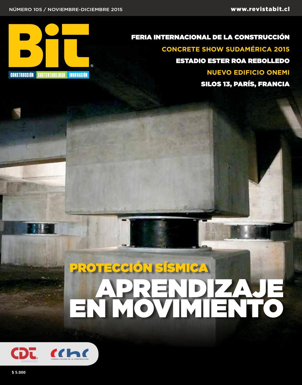 Revista BiT N°105 by Revista BiT - issuu