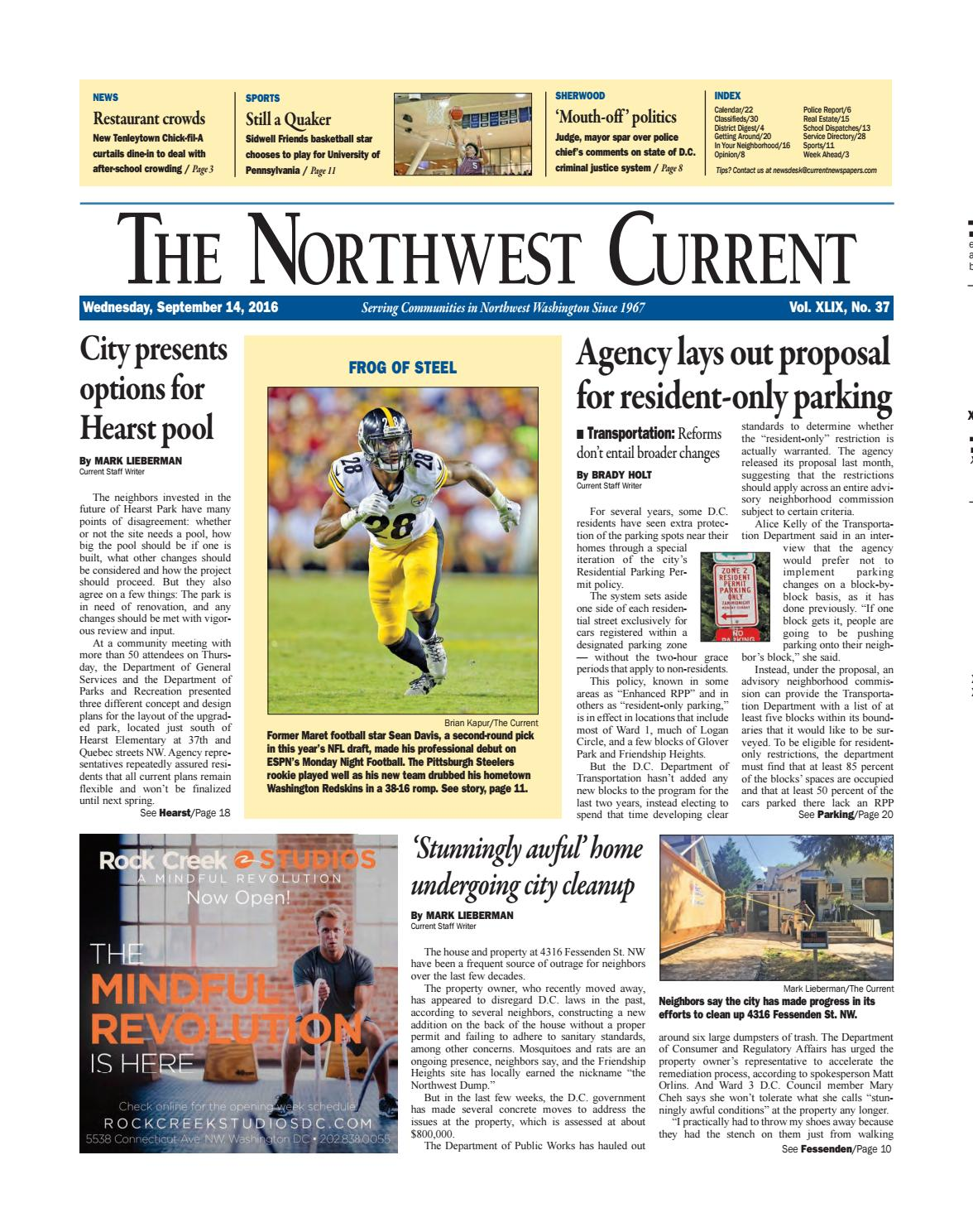 Nw 09 14 2016 by Current Newspapers - issuu 30d6809f0