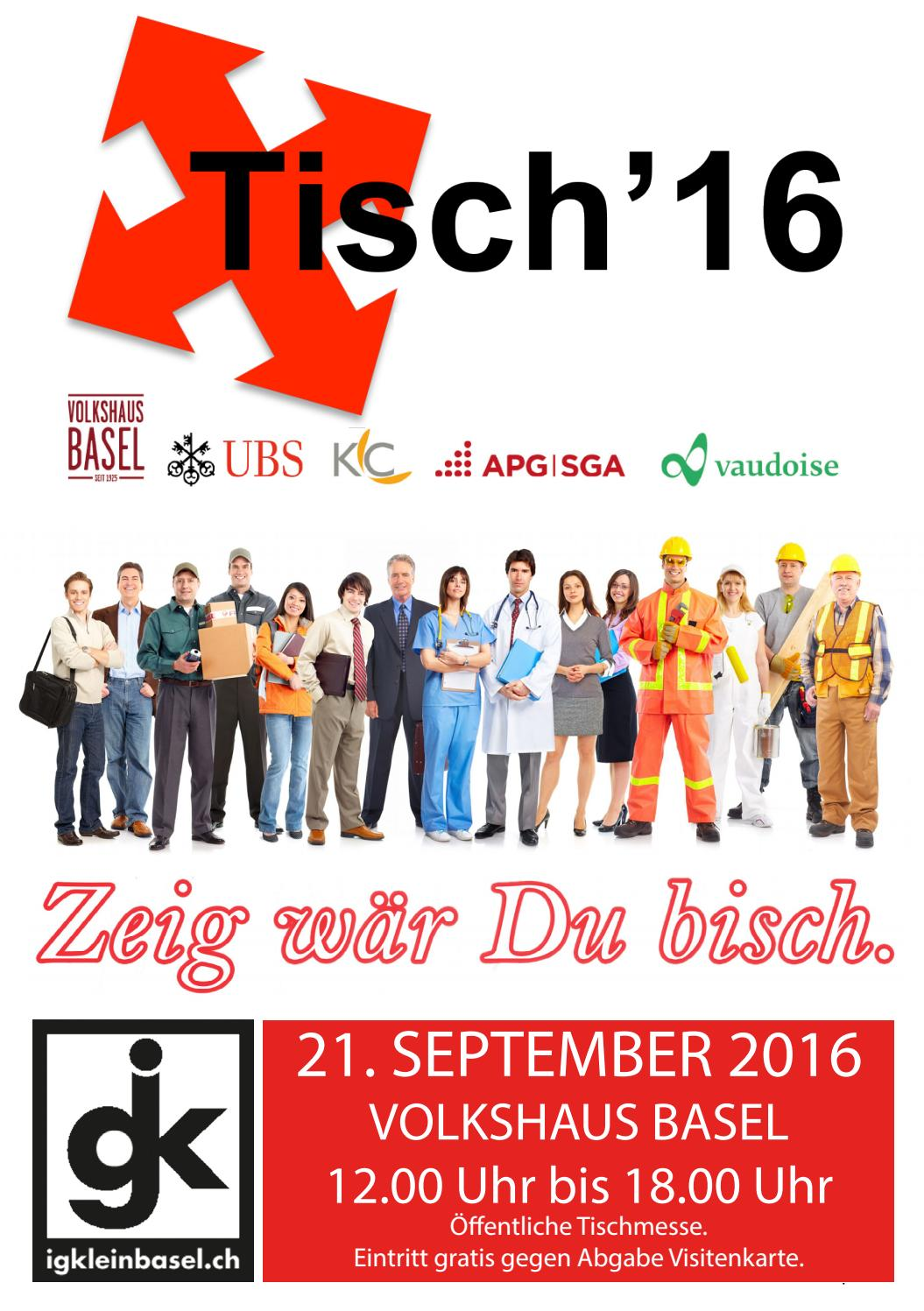 Tisch 16 By Kern Consulting Issuu
