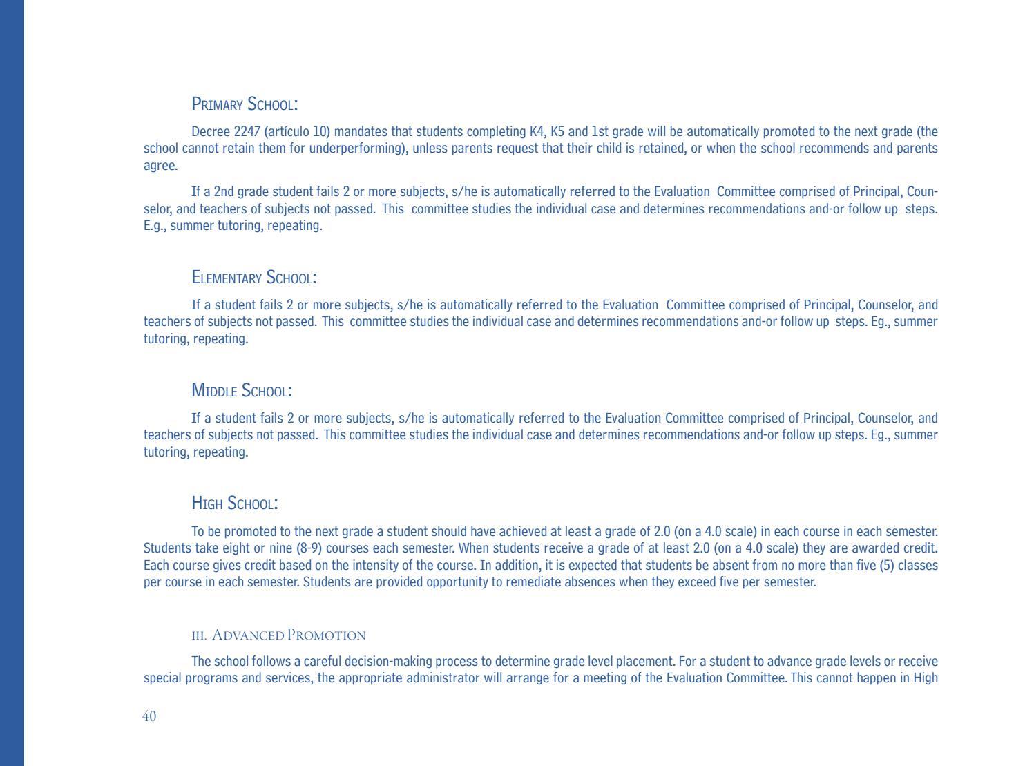 CNG Teaching and Learning Handbook by CNG Colegio Nueva