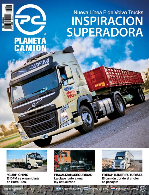 Planeta camión revista nº67 by Planeta Camión - issuu