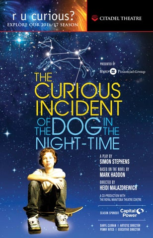 The Curious Incident Of The Dog In The Nighttime Ebook