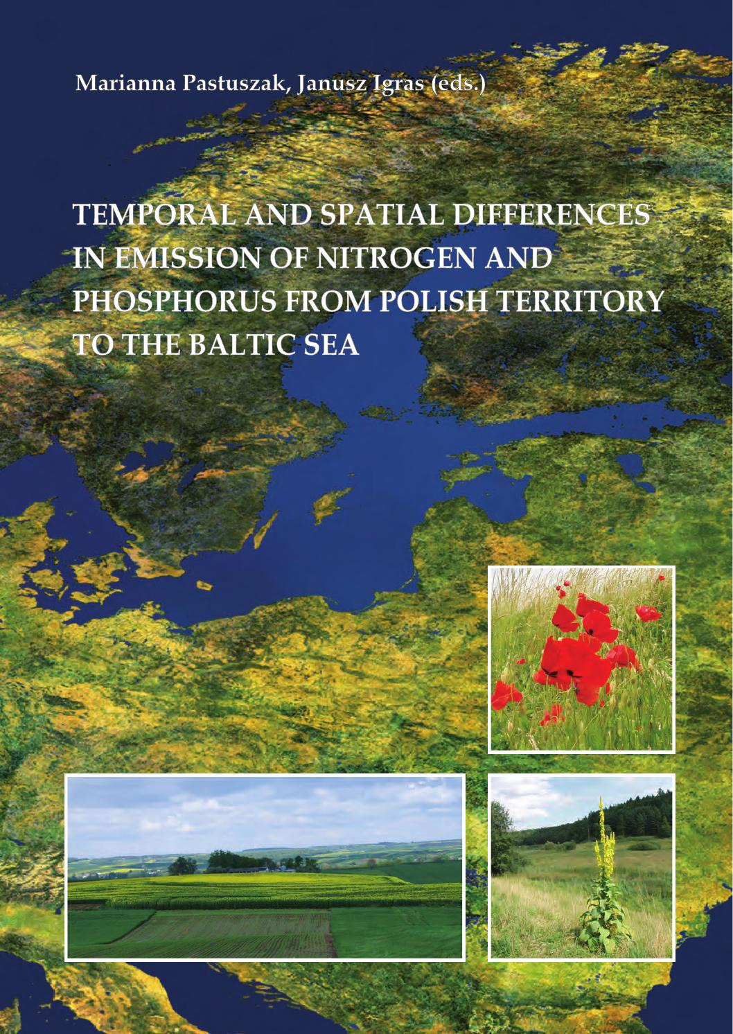 Temporal And Spatial Differences In Emission Of Nitrogen And