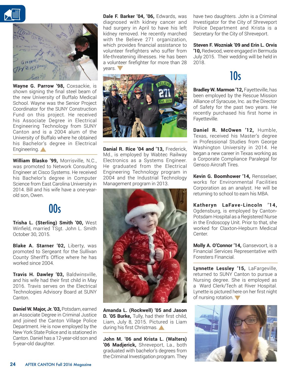 After Canton Fall 2016 by SUNY Canton - issuu