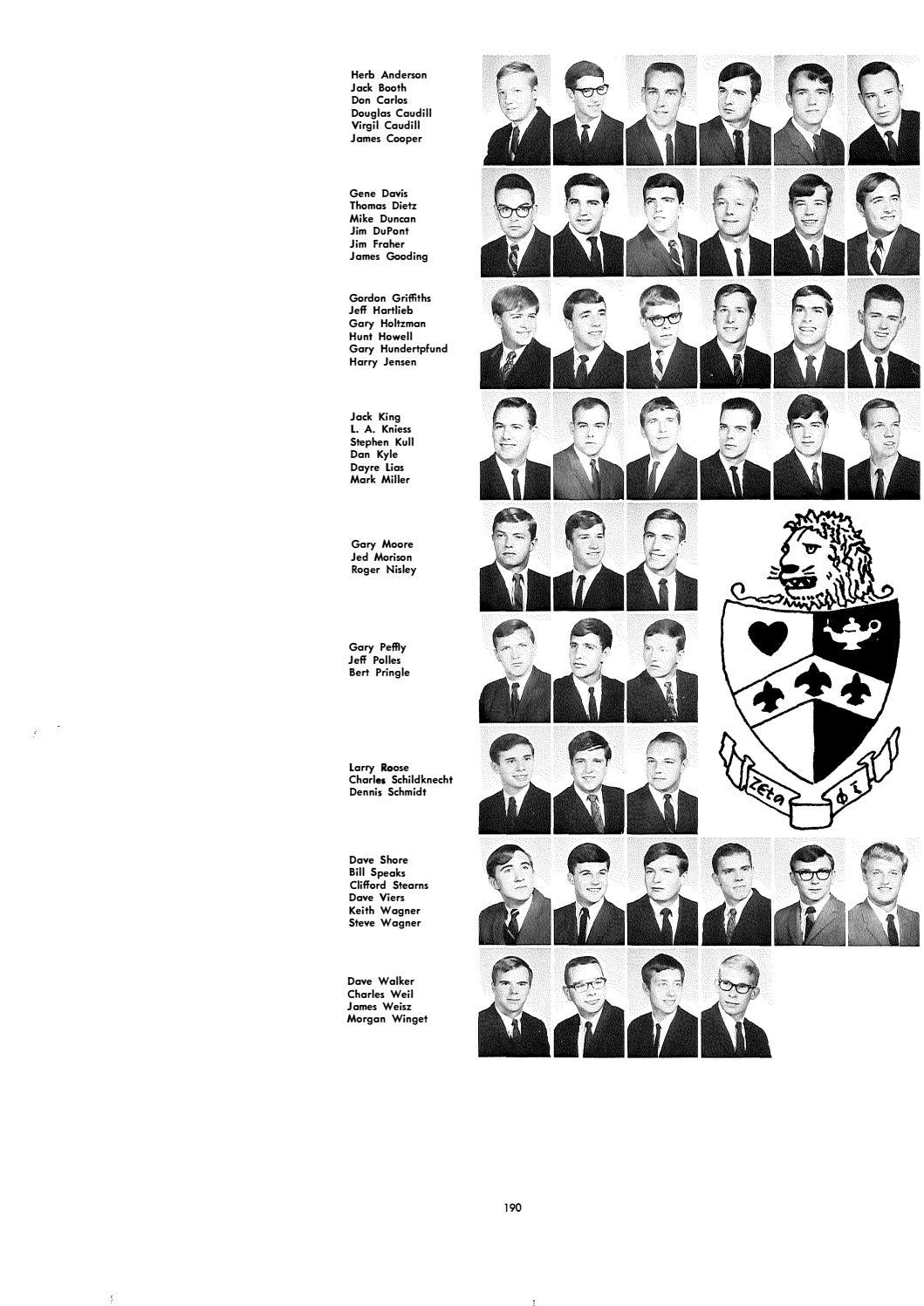 Sibyl 1967 by Otterbein University - issuu