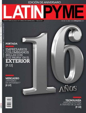 Edición Latinpyme No. 136 edición especial