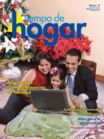Revista Tiempo de Hogar N° 27 - Diciembre de 2011 by Ferretería EPA ...