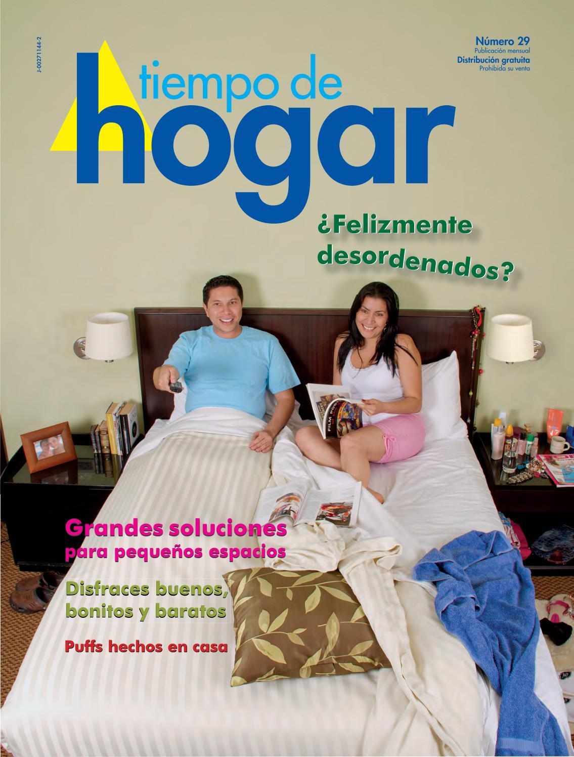Revista Tiempo de Hogar N° 29 - Febrero de 2012 by Ferretería EPA ...