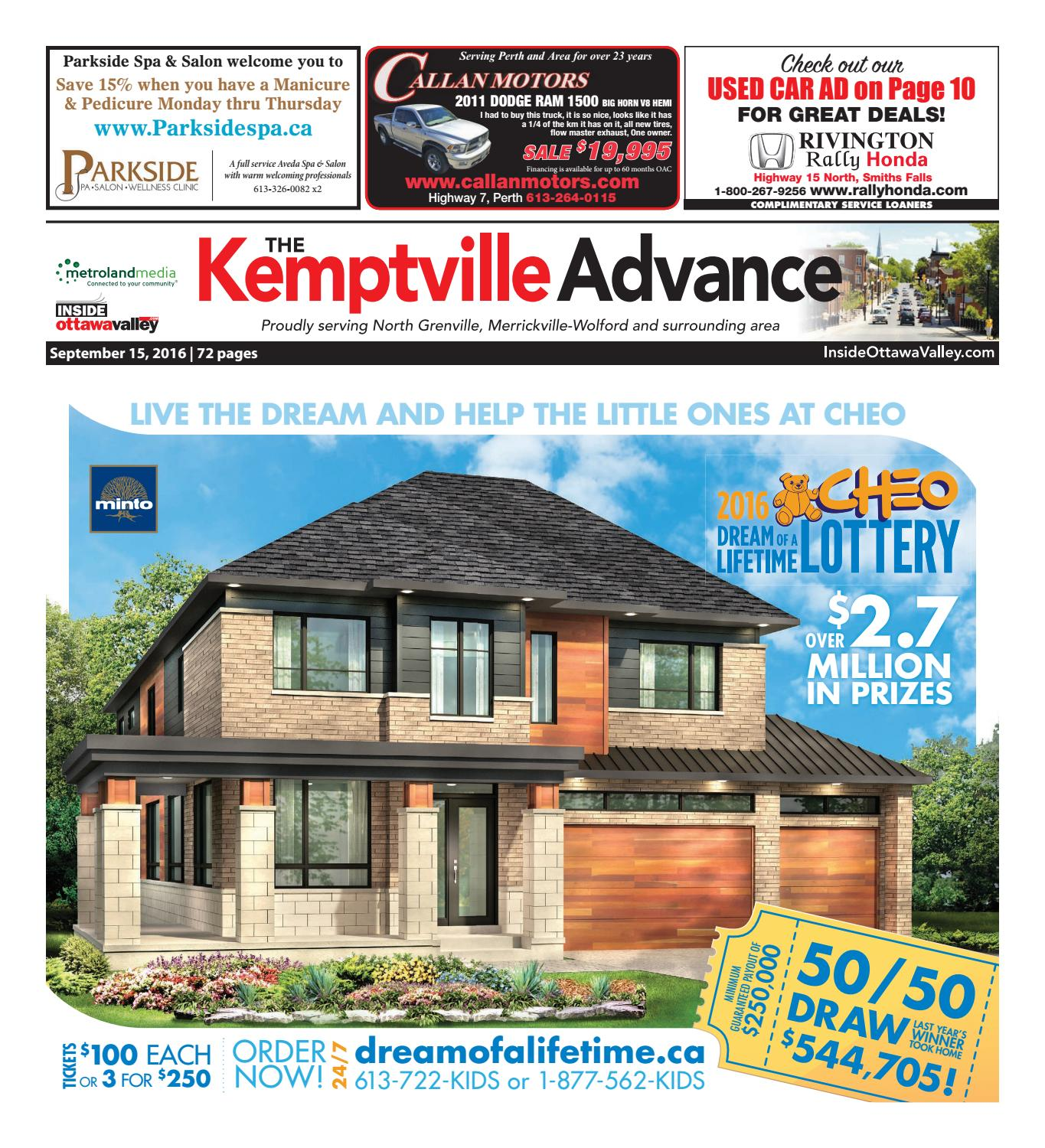 80d4ba01f43 Kemptville091516 by Metroland East - Kemptville Advance - issuu