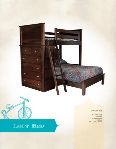 Charmant 2016 J. Miller Woodworking Bunkbed Catalog / E U0026 G Amish Furniture ...