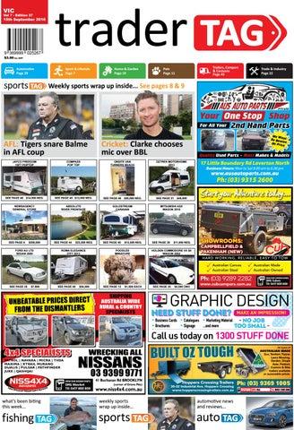 TraderTAG - Victoria - Edition 37 - 2016 by TraderTAG Design - issuu 2c8fa2acb