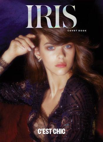 e28f21875537 IRIS COVET BOOK SEPTEMBER/OCTOBER 2016 - C'EST CHIC by IrisCovetBook ...