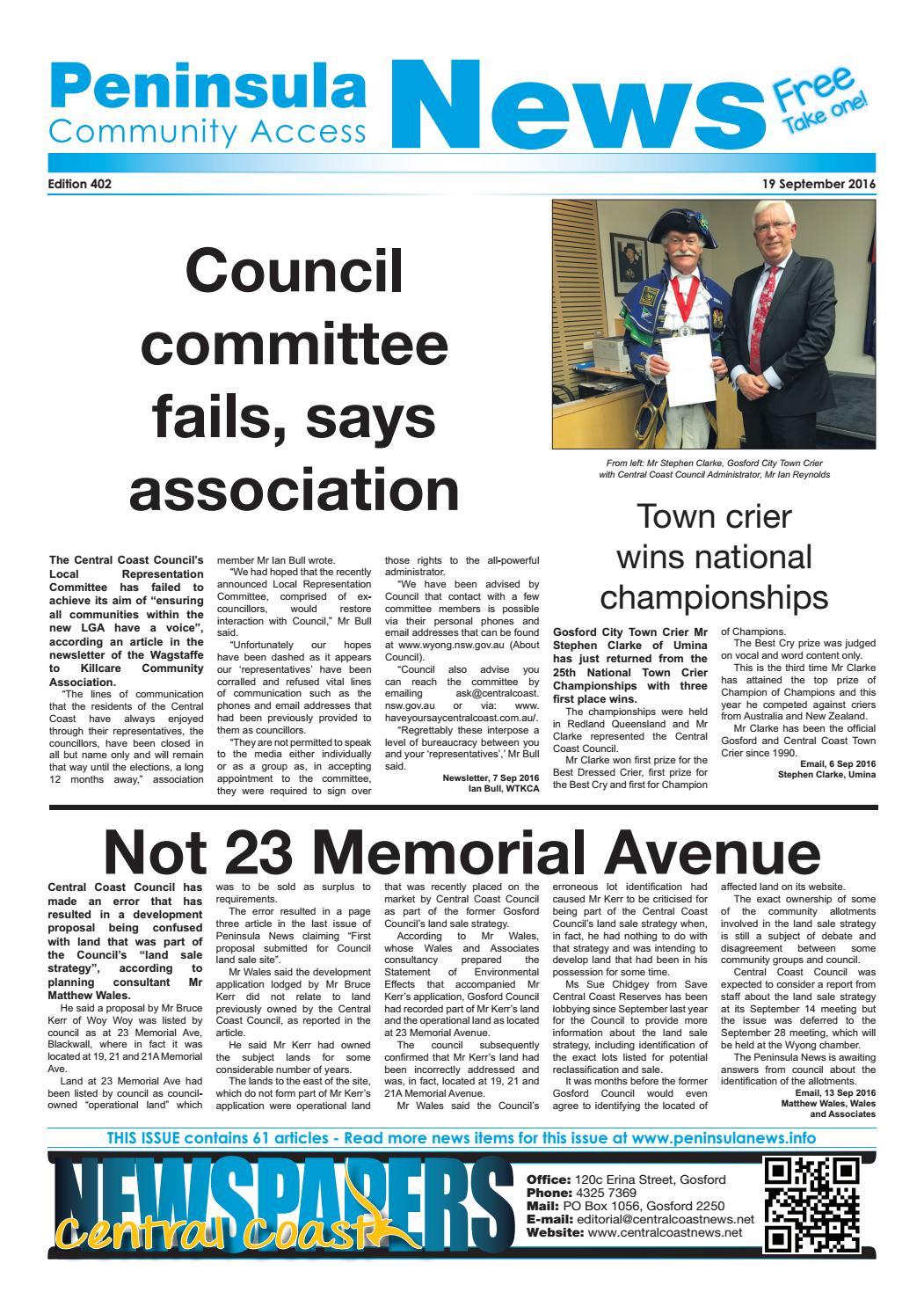 Peninsula news 402 by mark snell issuu nvjuhfo Choice Image