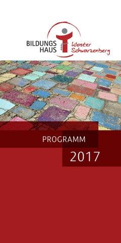 Jahresprogramm 2017 by Andreas Murk issuu