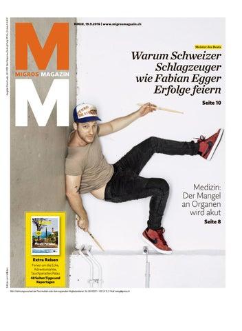 Migros magazin 38 2016 d os by Migros-Genossenschafts-Bund - issuu