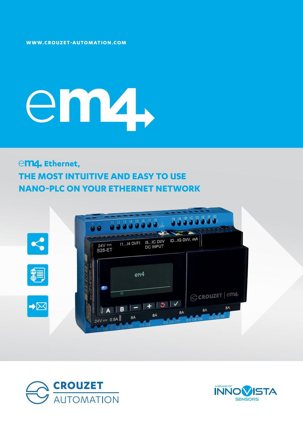 em4 Ethernet by OEM International - issuu