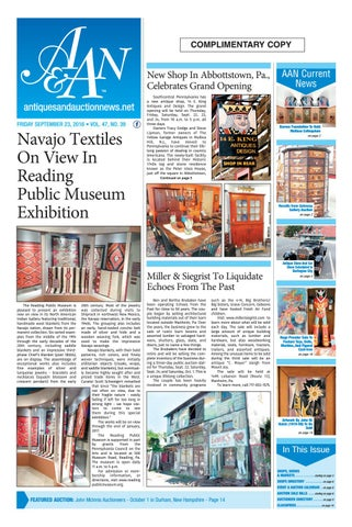 Antiques   Auction News 092316 by Antiques   Auction News - issuu cd50a4b16c98
