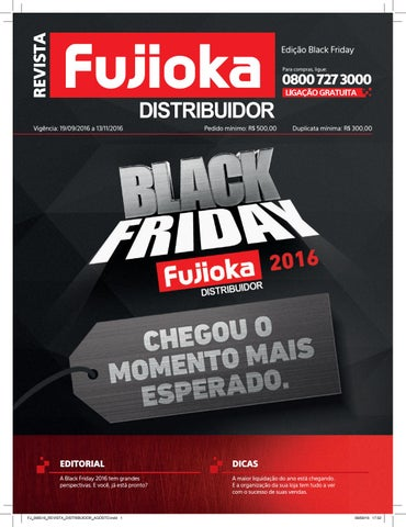 e2a7607c8 Revista Fujioka Distribuidor - 6ª Ed. by Fujioka Distribuidor - issuu