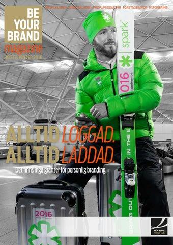 bd639f0c1308 BeYourBrand Magazine AW2016 Gewe Promotion by Gewe Promotion - issuu