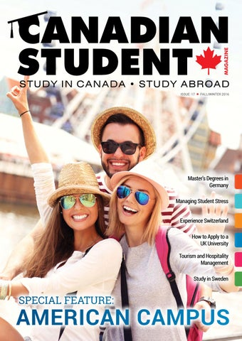 800ae49aef Canadian Student Magazine    Issue 7 by Ender Birer - issuu